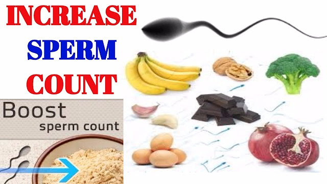 10 Foods That Will Increase Your Sperm Count