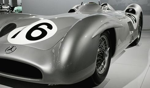 Petersen Automotive Museum Los Angeles Cars