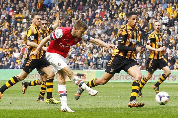 Hull City vs Arsenal