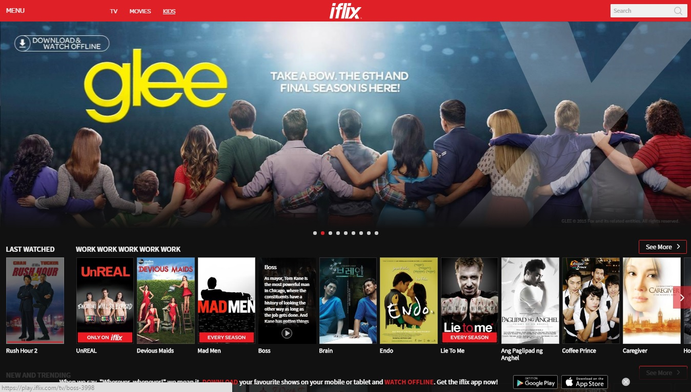 Iflix review is it worthwhile to sign up techreview ph would you be willing to pay for your movies and videos online we have tried iflix in its free trial and we have this iflix review for you stopboris Images