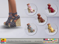 Madlen Kirza Shoes Recolor