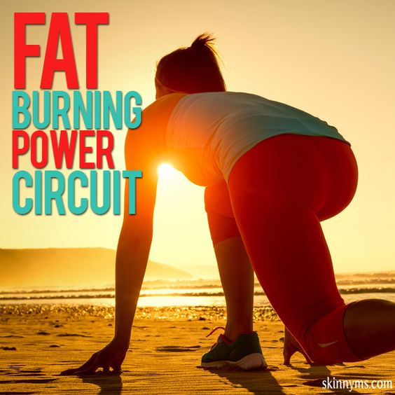 Fat Burning Power Circuit