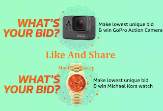 Bid And Win Online India Best Price