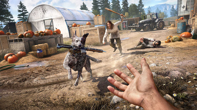 Ini Dia! ScreenShot Resmi Far Cry 5, yang WAJIB kalian ketahui 12