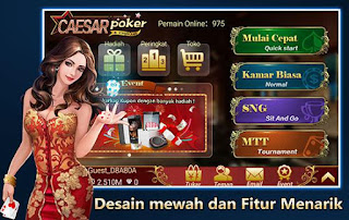 Image Game Poker Texas Caesar MOD APK