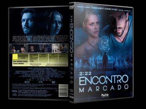 Capa DVD 2:22 Encontro Marcado [Exclusiva]