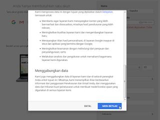 Kebijakan Gmail