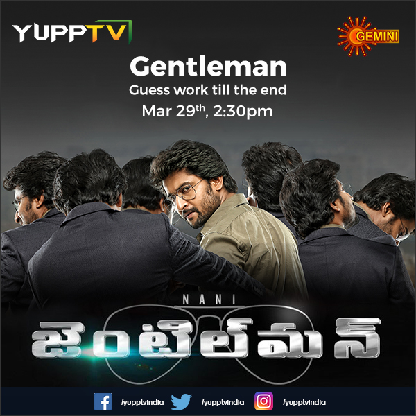 Watch Gentleman Movie