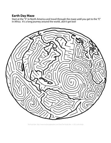 The Puzzle Den: April 2013