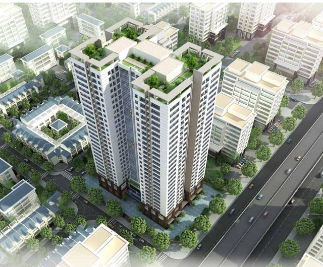 Những tiện ích chỉ có tại  chung cư  Housinco Grand Tower    Nguyễn Xiển