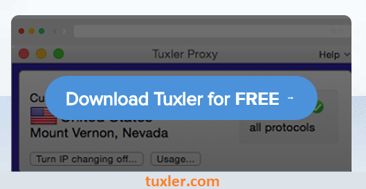 tuxler vpn extension