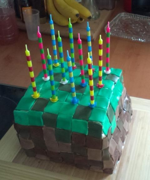 Mamapias MottopartyKindergeburtstage Minecraft Geburtstag Juni - Minecraft spiele geburtstag