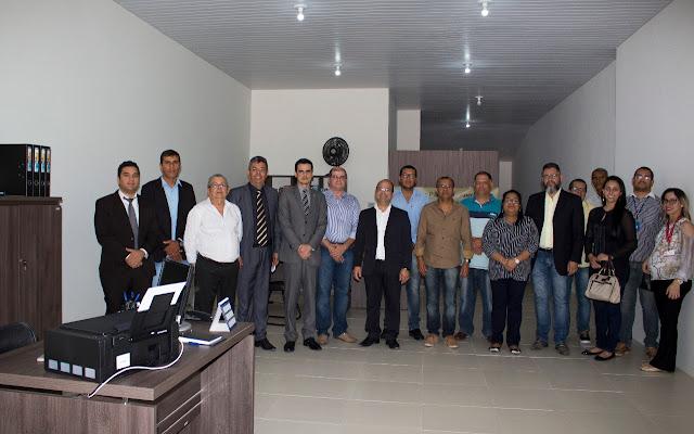 Cartório de Ofício Único é inaugurado em Sairé
