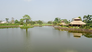 National Park of Malabo is made by China