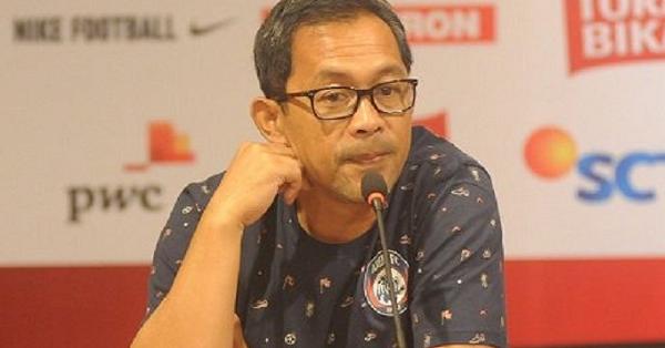 Pelatih Arema FC, Aji Santoso Sebut Madura United Tim Labil