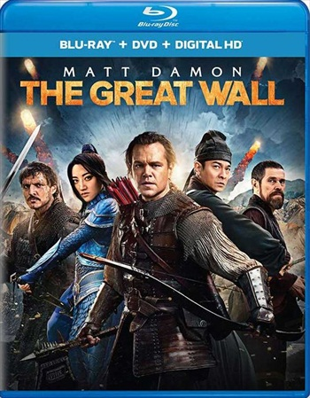 The Great Wall 2016 English 720p BRRip 950MB ESubs
