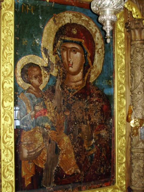 Σε ποια εικόνα έβαλε μετάνοια η Οσία Μαρία η Αιγυπτία | orthodoxia.online | οσια μαρια η αιγυπτια | οσια μαρια η αιγυπτια | ΑΓΙΟΝ ΟΡΟΣ | orthodoxia.online