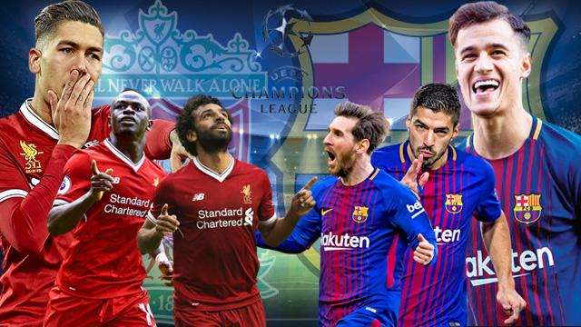Prediksi Liga Champions Liverpool vs Barcelona (8 Mei 2019)