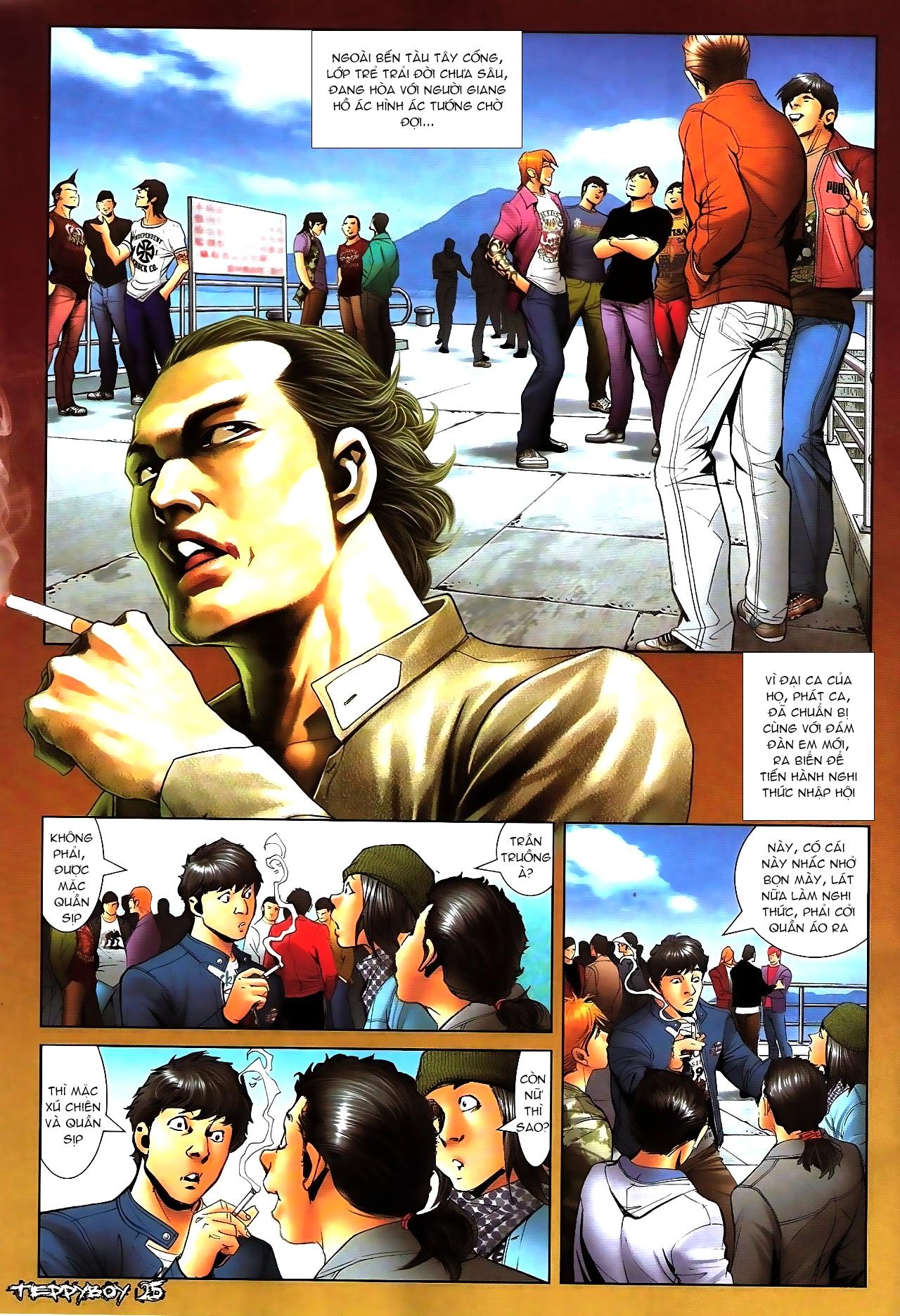 Người Trong Giang Hồ - Chapter 1288: Thần nhân Đại Phạn - Pic 22