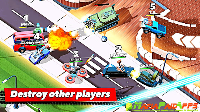 Crash of Cars Apk MafiaPaidApps