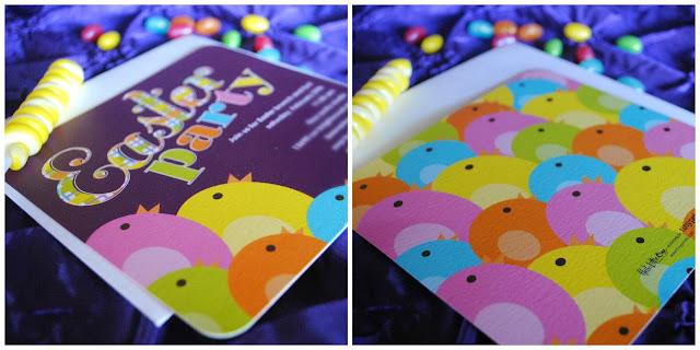 Tiny Prints Easter Invitation