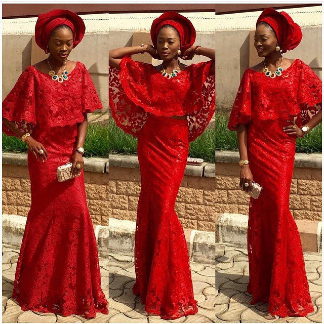 Temitope Oluleyes Blog Style 10 Show Stopping Aso Ebi
