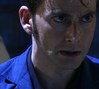 10th Doctor blue suit collar