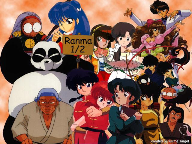 Ranma ½ Nihao mi Concubina (01/01) (192MB) (HDL) (Latino) (Mega)