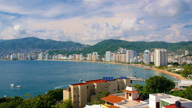 Baía de Santa Lúcia - Acapulco