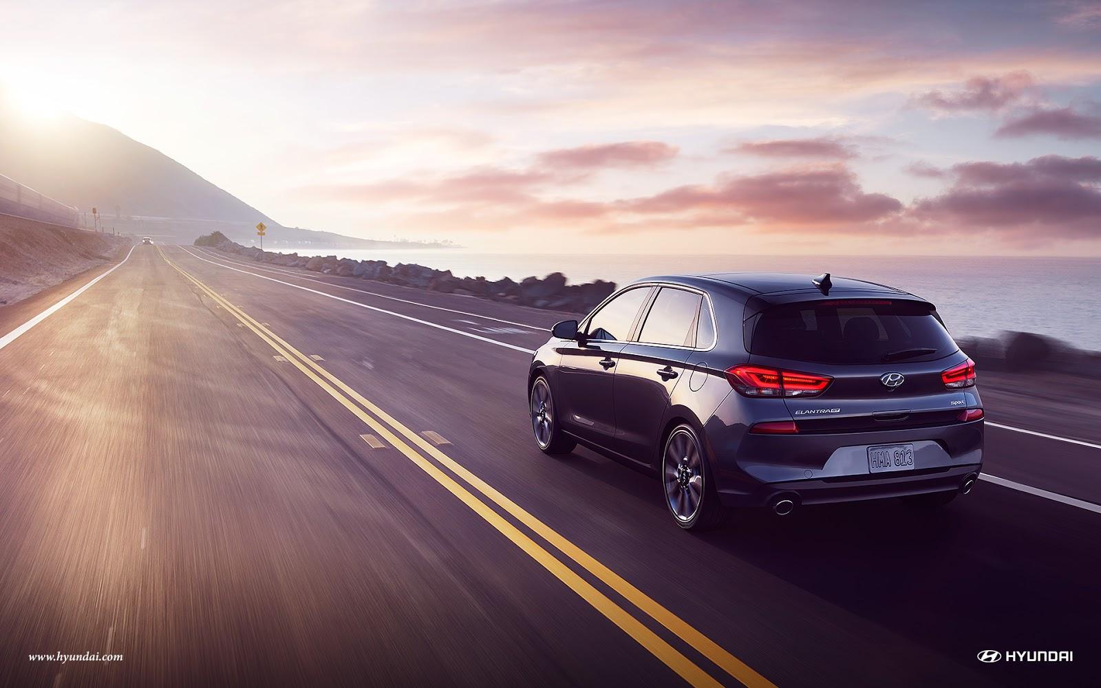 Hyundai Elantra mới 2019