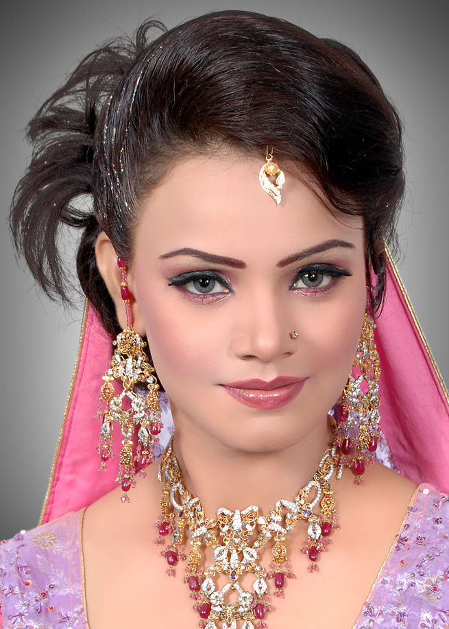 Bridal Moves: Bridal Makeup