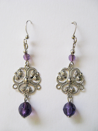 Designs of Beaded Earring Images 605