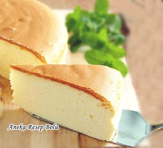 Resep Cheese Cake Lumer