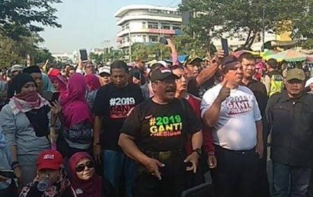 Ini Para Donatur Deklarasi #2019GantiPresiden di Surabaya, Ada Nama Abu Jibril Terdakwa Kasus Terorisme