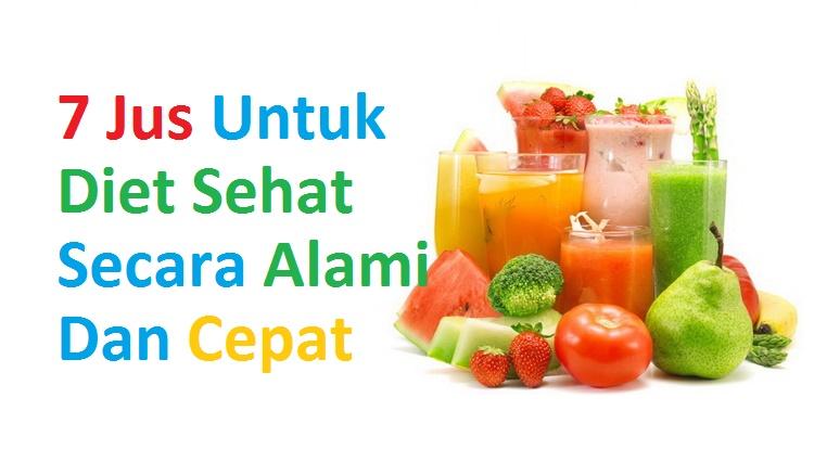 Jus Untuk Diet
