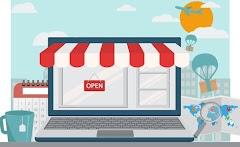 Cara memilih template dan plugin untuk toko online