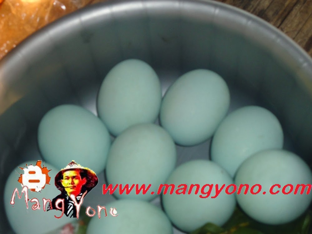 Membuat Telur Asin Dengan Cara Basah Dan Kering
