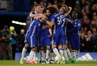 Chelsea are English premier league Champions