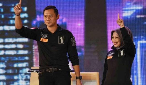 Pernyataan Paslon No Urut Satu Gagal Jadi Gubernur DKI Jakarta