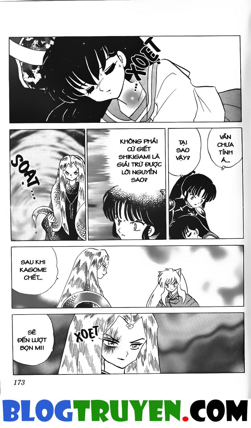 Inuyasha vol 20.10 trang 4