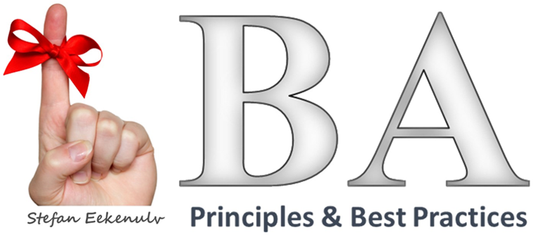 BA principles BLOGG