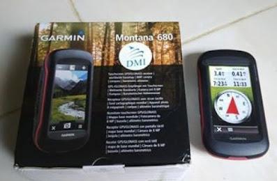 Darmatek Jual GPS Garmin Montana 680
