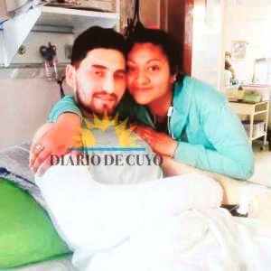 El joven de 23 años abandonó la Clínica Santa Clara cerca de las 10 de la mañana acompañado por su familia. Ahora deberá seguir con las tareas de rehabilitación.