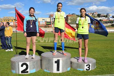 Atletismo Escolar Aranjuez