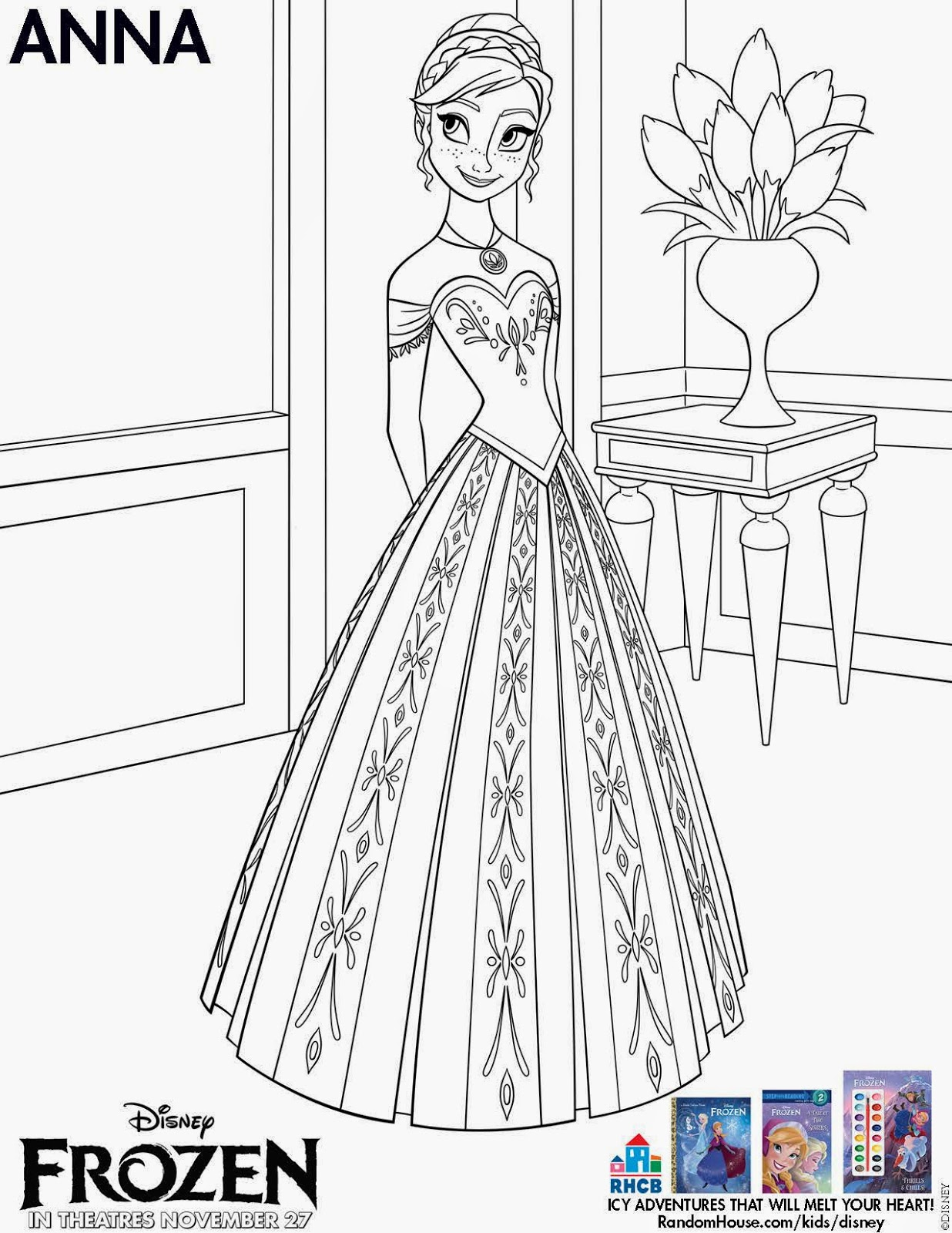 Chatting Over Chocolate: Hundreds of FREE Disney Coloring ...