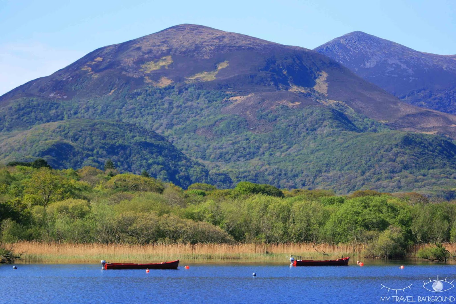 My Travel Background : A la découverte du Ring of Kerry en Irlande