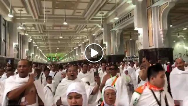 Penjelasan Banser soal Yaa Lal Wathan di Mekkah: Murni Spontanitas