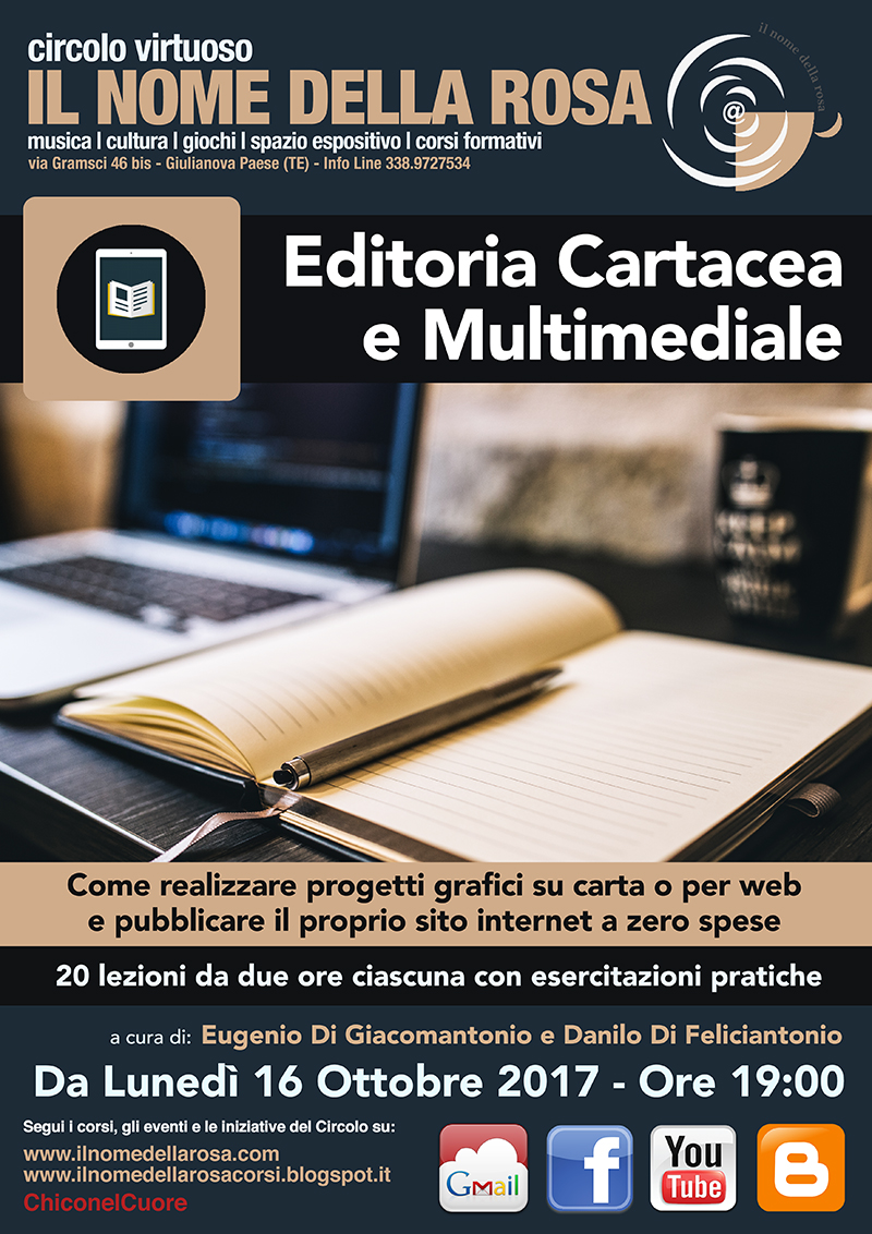 EDITORIA CARTACEA E MULTIMEDIALE