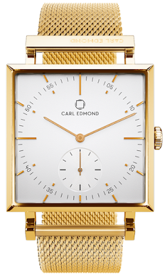 Carl Edmond Watch Design