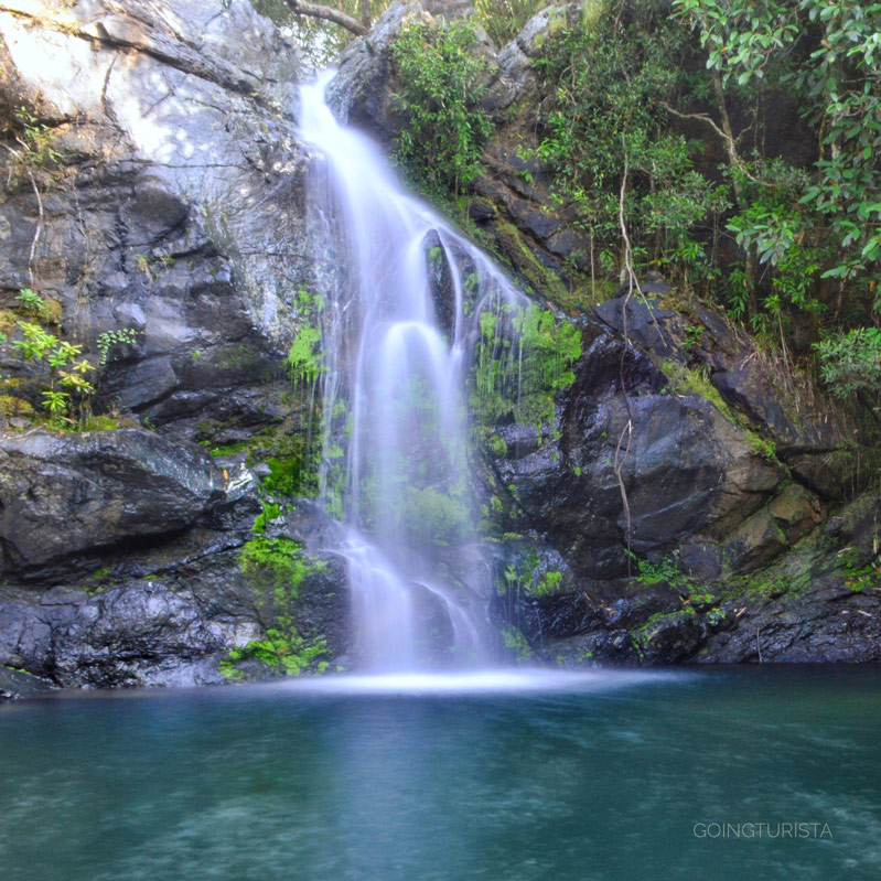 Zambales Falls